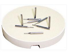 Подставка для обжига керамики (круглая) 2шт+20 стальных пинов