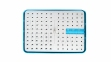 Стерилизатор для боров и эндо файлов (большой) 120отв, синий, эндолинейка 0