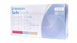 Перчатки латексные MEDICOM SAFE TOUCH (Медиком Сейф Тач), 100шт/уп S 0