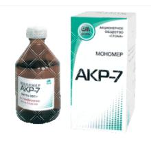 Мономер АКР-7 Стома