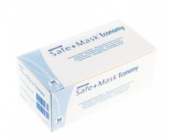 Маски медицинские Safe Mask (Medicom),зеленые 50шт/уп.