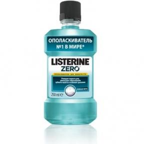 LISTERINE (Листерин) Zero, 0.25л