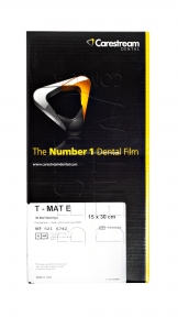 Рентгенпленка T-MAT E 15x30 см