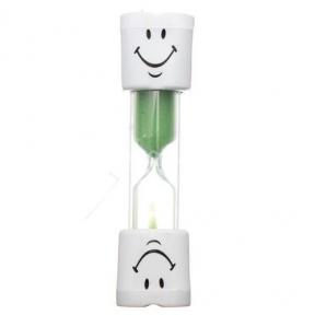 Песочные часы (зеленые)