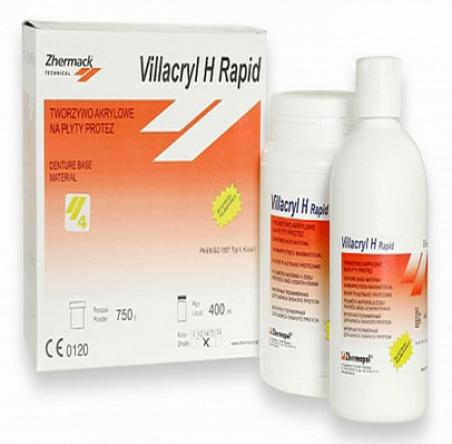 VILLACRYL H RAPID (750г+400мл)