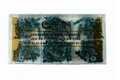 Восковые промежутки для металлокерамики (6х20шт)