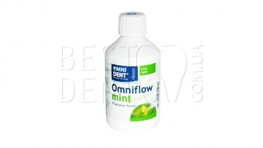 Порошок профилактический для Air-Flow(Эйр флоу) 300гр, Omniflow мята