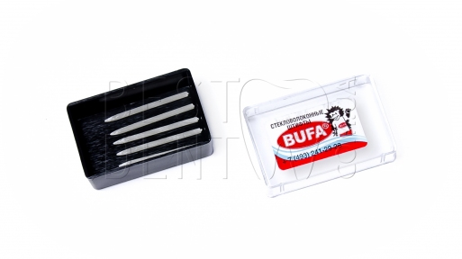 Штифты стекловолоконные BUFA, 6шт./упак (№3)