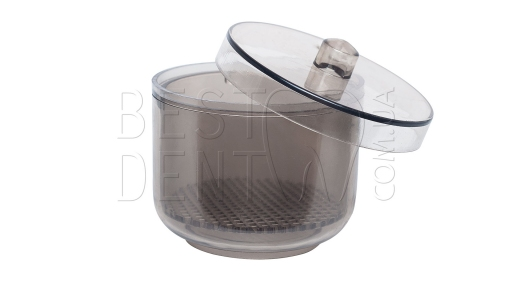 Емкость-контейнер для мелкого инструментария T-DBP-1, черный