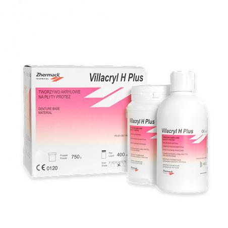 VILLACRYL H PLUS (750г+400мл)