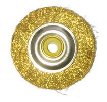 Щетка SHC158C латунная малая