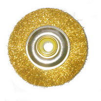 Щетка SHC168C латунная средняя
