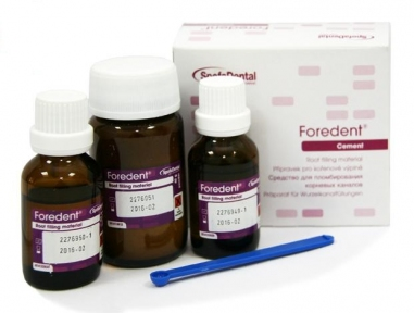 Форедент (Foredent), материал для пломбирования каналов