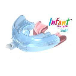 Преортодонтический трейнер Infant Soft (голубой)