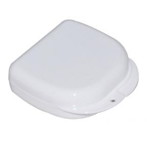 Коробка для ортодонтических и ортопедических констр. с отверстиями T-B-7 белая