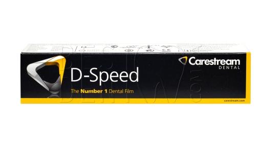 Рентгенпленка для стоматологии D-Speed